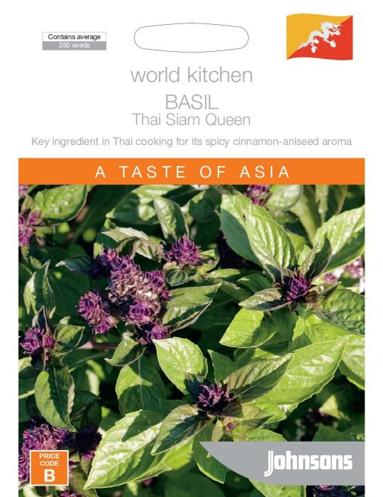 Basil Thai Siam Queen