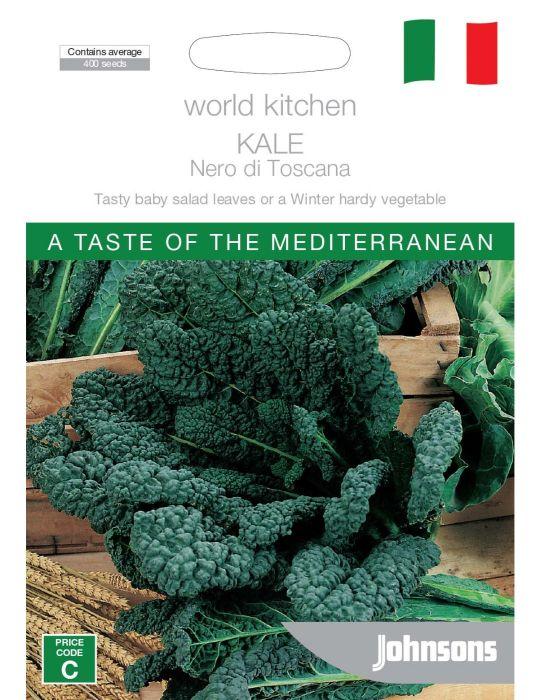 Kale Nero di Toscana