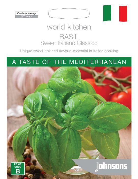 Basil Sweet Italiano Classico