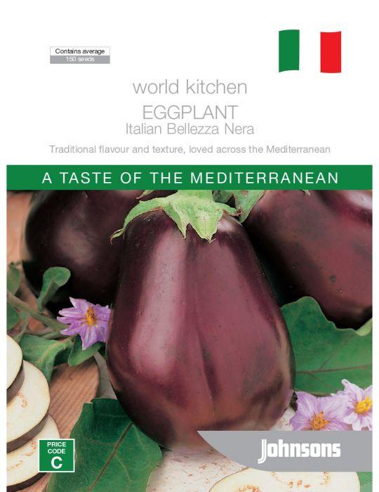Eggplant Italian Bellezza Nera