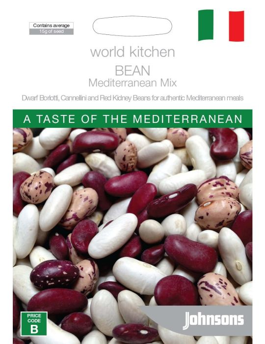 Bean Mediterranean Mix