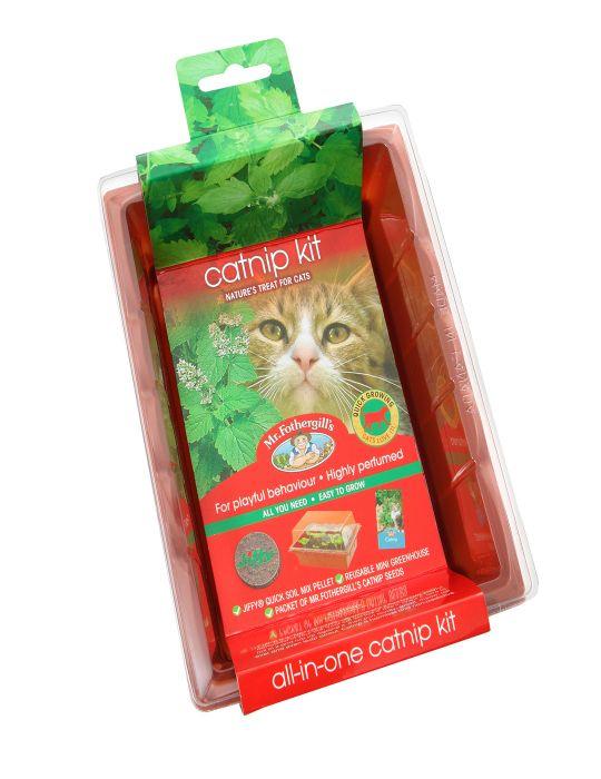Catnip Seed Raiser Kit