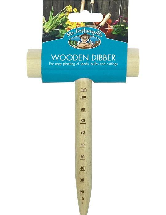 Wooden Dibber Stick