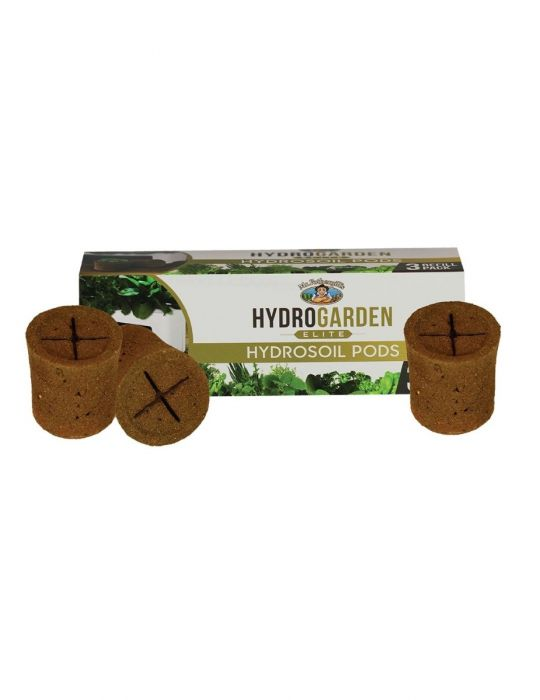 HydroGarden Elite Replacement HydroSoil Pods