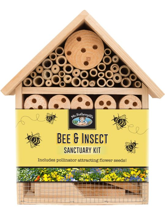 Bee & Insect Sanctuary Kit - Large
