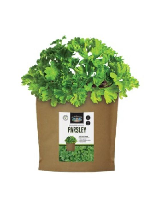 Parsley - Grow Pouch Kit