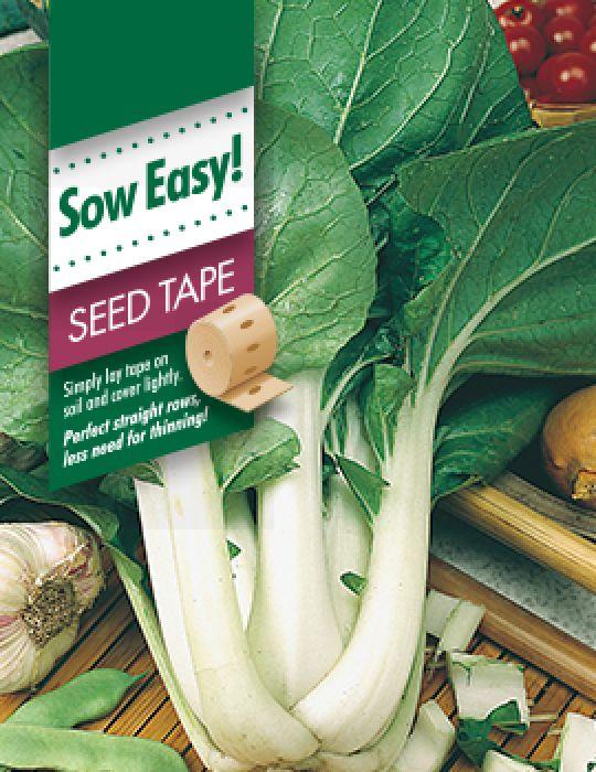 Pak Choi Seed Tape