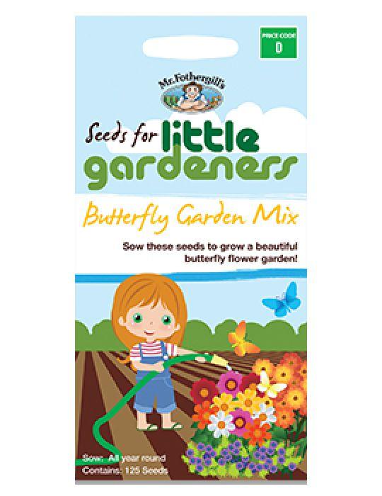 Little Gardeners - Butterfly Garden Mix